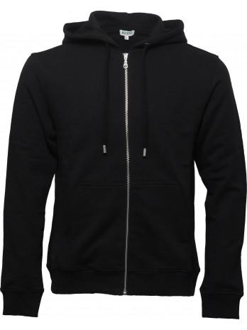 Logo-Hoodie with Zipper -...