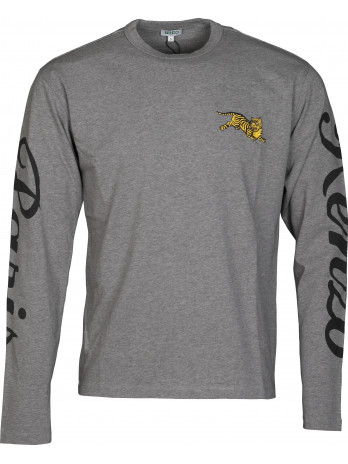 Jumping Tiger Sweatshirt -...