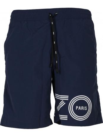 Bermuda Swim Shorts with...
