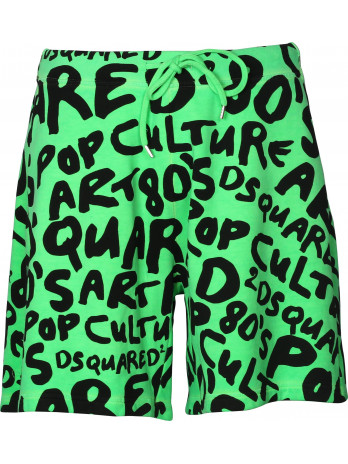 Overfit Shorts - Green