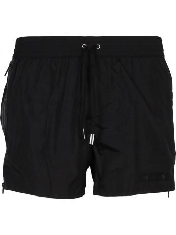 Swim Shorts with stripes -...
