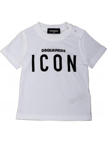 Baby Icon T-Shirt - White