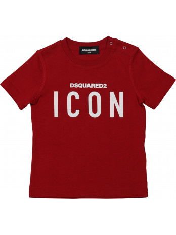 Baby Icon T-Shirt - Red