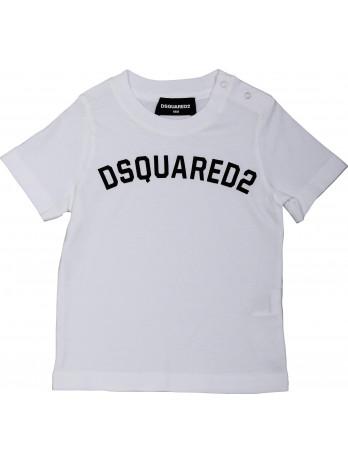 Baby Logo T-Shirt - White