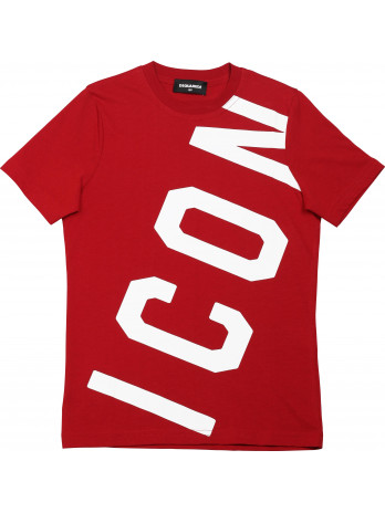 Icon Kids T-Shirt - Red