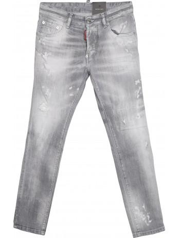 Skater Jeans Kinder - Grey