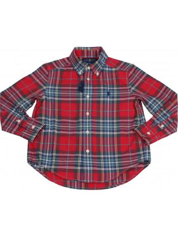 Kids Long Sleeve Shirt -...