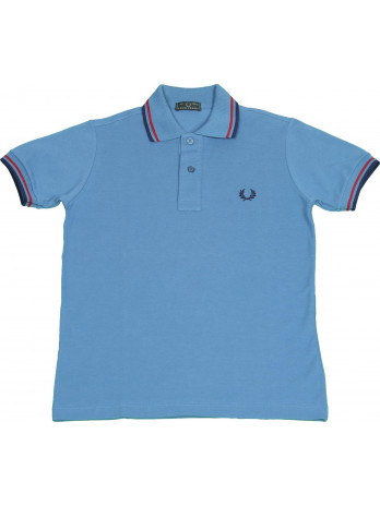 Kids Polo Short Sleeve with...