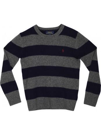 Kids Sweater - Grey/Blue