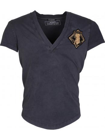 V-Neck T-Shirt with logo...
