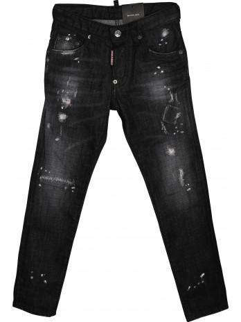 Skater Jeans - Black