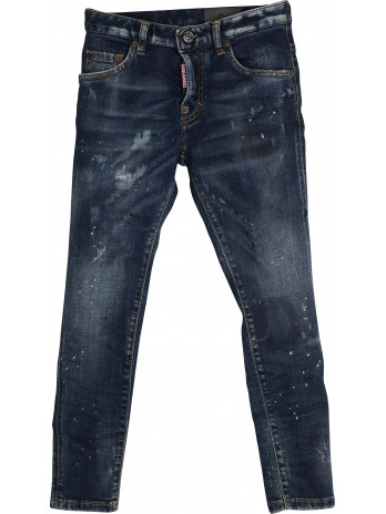 Skater Jeans Kids - Denim