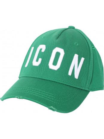Icon Cap Kids - Green