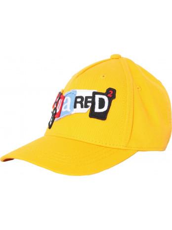 Kids Cap - Yellow