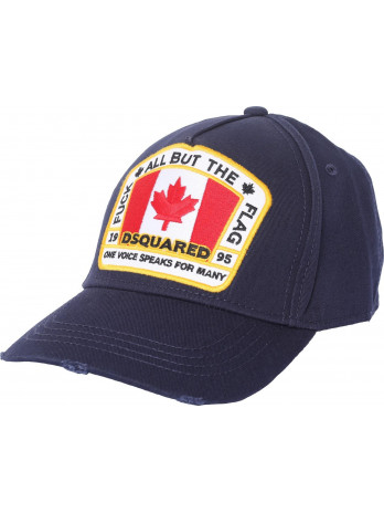 Canada Flag - Blue
