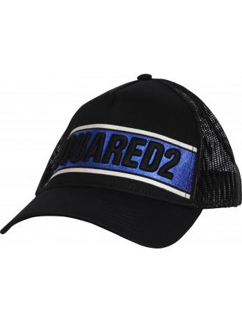 Laminated Logo - Blue