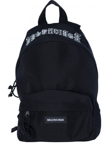 Embroidered Logo Backpack -...