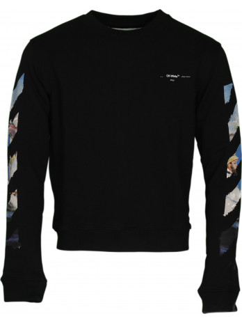 Monet Arrow Logo Sweater -...