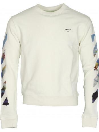 Monet Arrow Logo Sweater -...