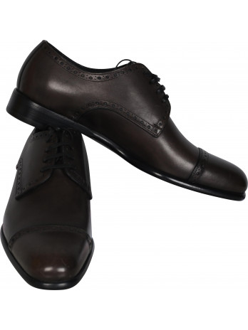 D&G Lace Up Shoes - Anthracite