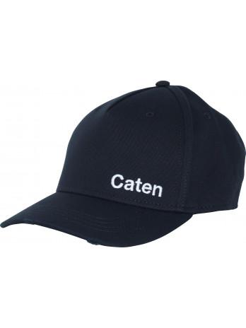 Baseball Cap - Black/White