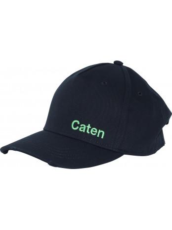 Baseball Cap - Black/Green