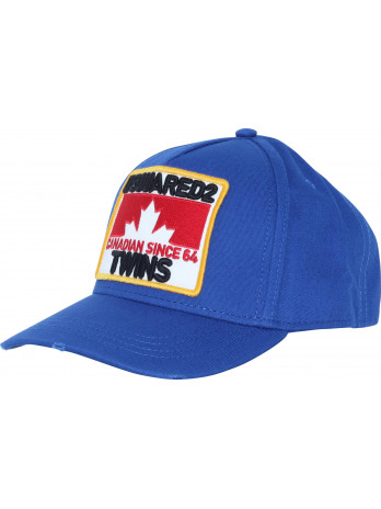 Canadian Since 64 Twins - Blue