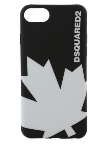 Phone Case - White /Black Matt
