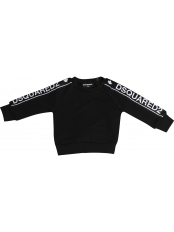 Baby Logo Sweater - Black