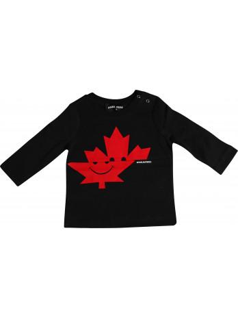 Baby Leaf-Logo Sweatshirt -...
