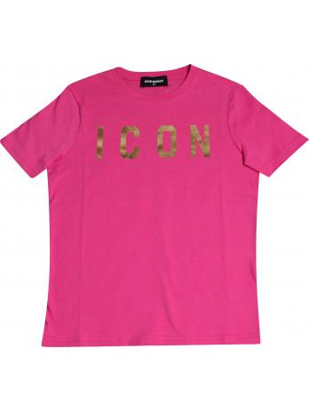 Icon Kids T-Shirt - Pink