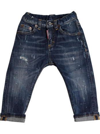 Baby Jeans Baggy - Blue
