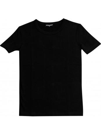 Underwear T-Shirt Kids - Black