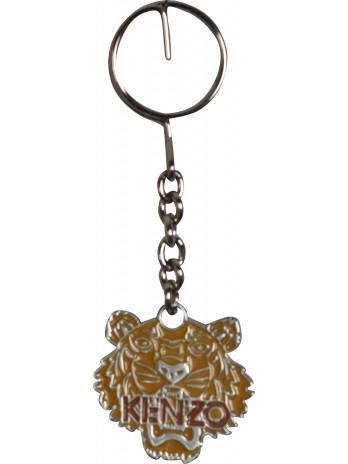 Tiger Keychain - Yellow