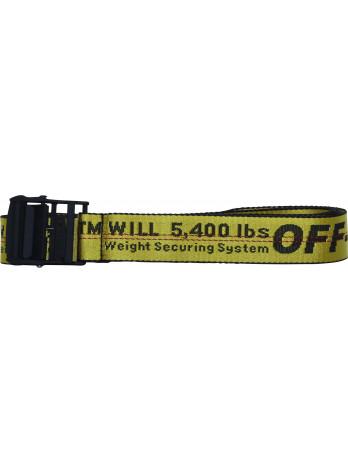 Carryover Industrial Belt