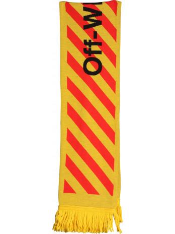 Arrows Scarf - Yellow
