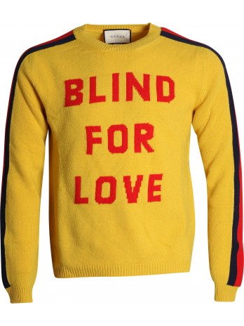 Blind For Love Sweater -...