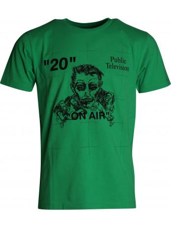 Mirko Artist T-Shirt - Green