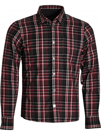 Lumberjack Jacket - Red/Black