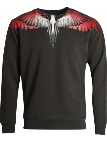 Wings Sweater - Camouflage