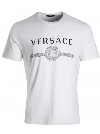 Medusalogo T-Shirt - White