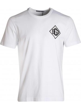 Logo patch T-Shirt - White