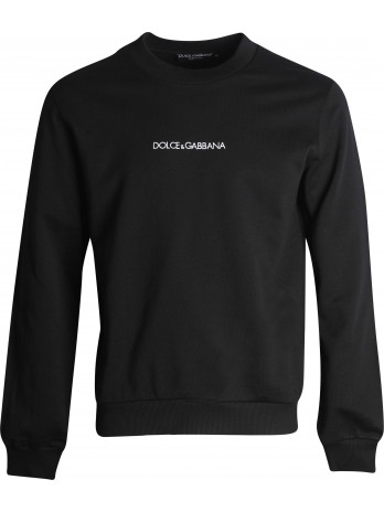 Embroidered Logo Sweater -...