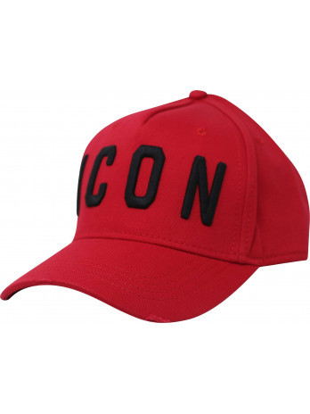 Icon Logo - Red/Black
