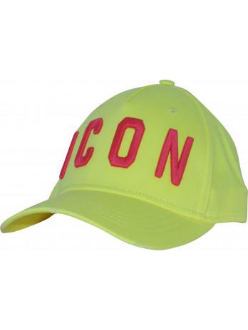 Icon Logo - Yellow/Pink