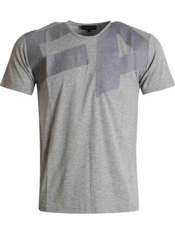 EA Logo T-Shirt - Grey