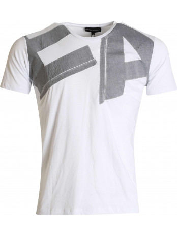 EA Logo T-Shirt - White