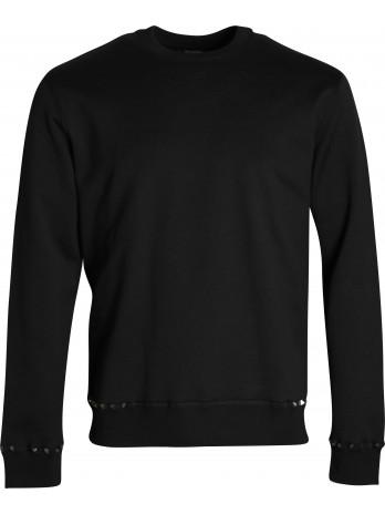 Rockstud Sweater - Black