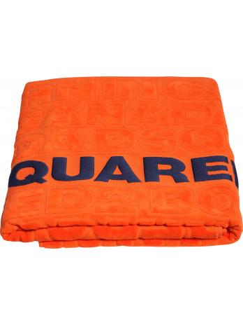 Bath Towel - Orange