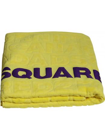 Bath Towel - Yellow